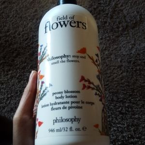 Lightly used limited edition Field of Flowers l